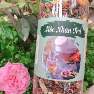 Mộc Nhan trà - Trà hoa ngũ cốc